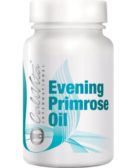 Evening Primrose Oil-100 capsule gelatinoase