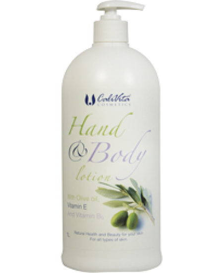 Hand and body lotion-1000 ml