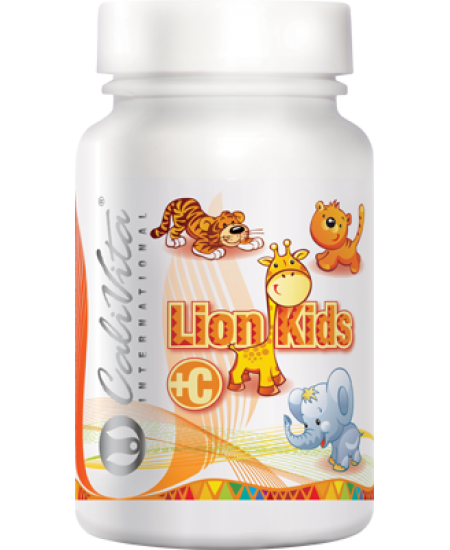 Lion Kids C Vitamin-90 tablete masticabile