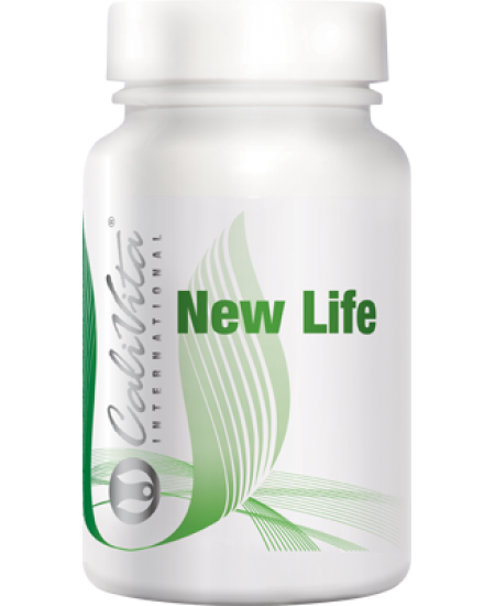 New Life Multivitamin - 120 tablete