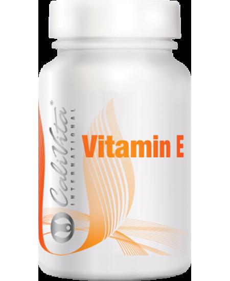 Vitamina E - 100 capsule gelatinoase