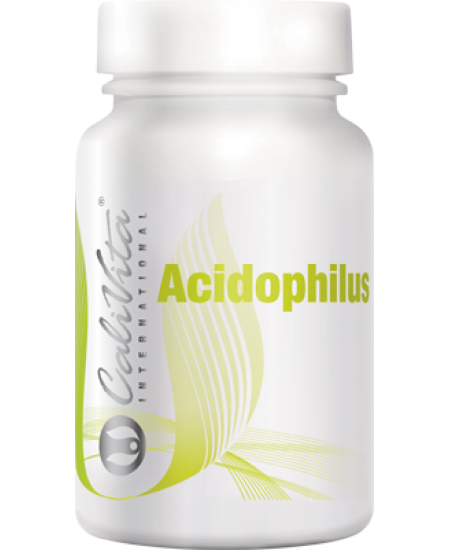 Acidophilus with Psylium -100 capsule