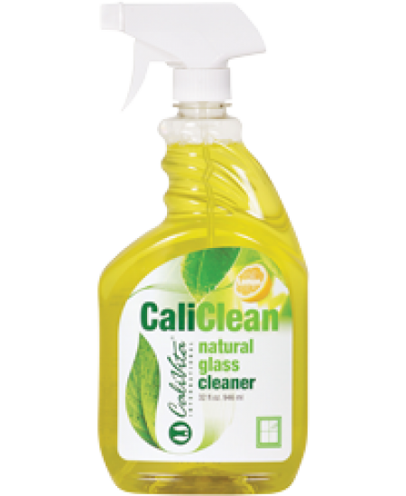 CaliClean natural- Glass Cleaner-lemon 946 ml