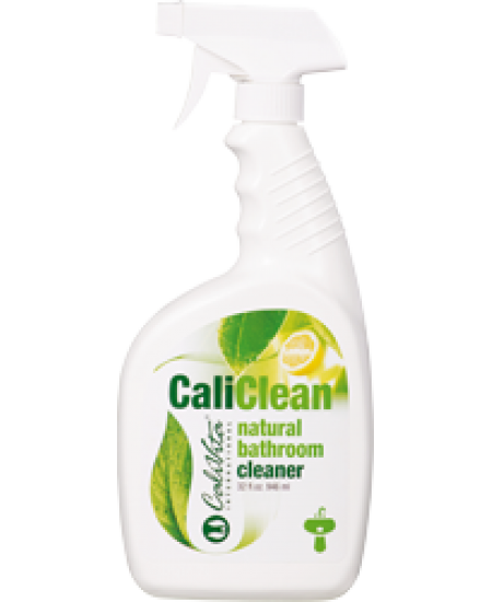 CaliClean natural-Bathroom Cleaner- lemon 946 ml