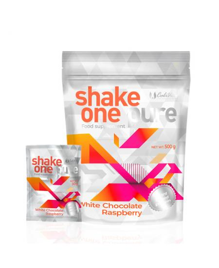 Shake One Pure 500g (Proteina vegetala)