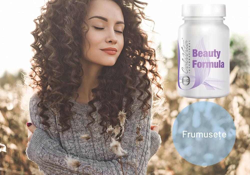beauty Formula Calivita -Formula Frumusetei