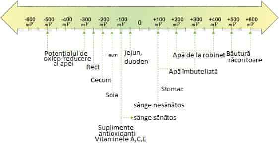 ORP -potentialul de oxido-reducere al apei