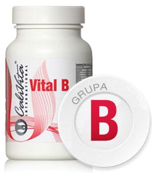 Vital B 90 tablete