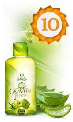 gravital juice
