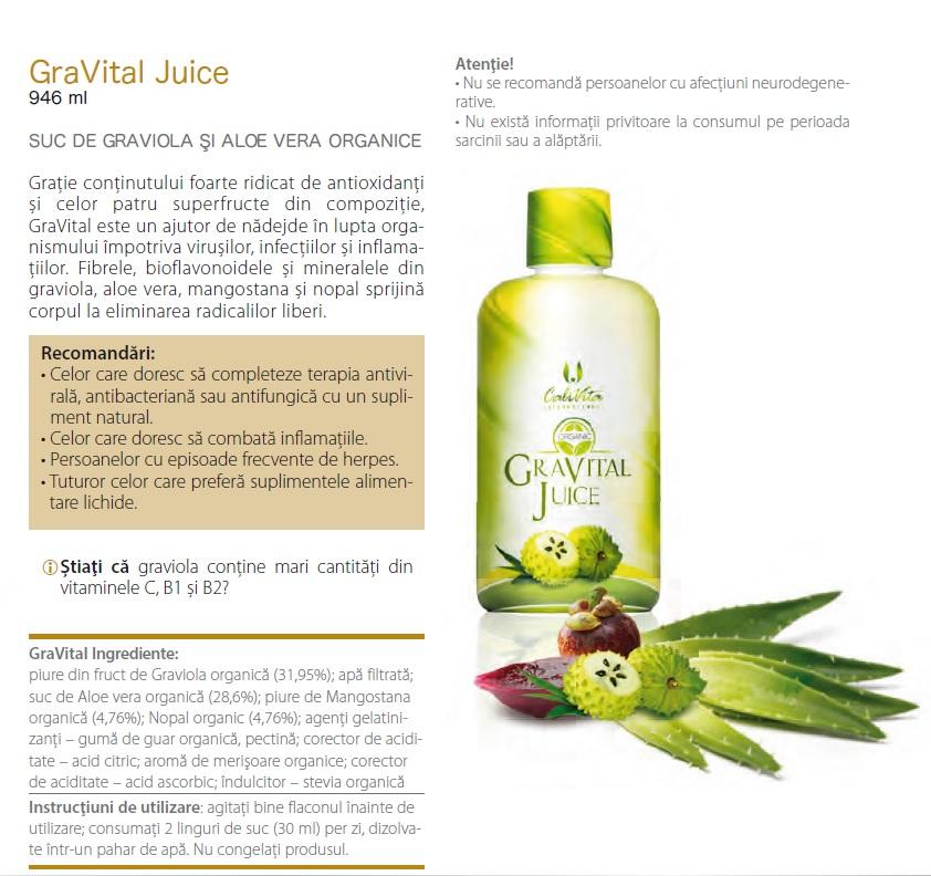 Prospect Gravital Juice
