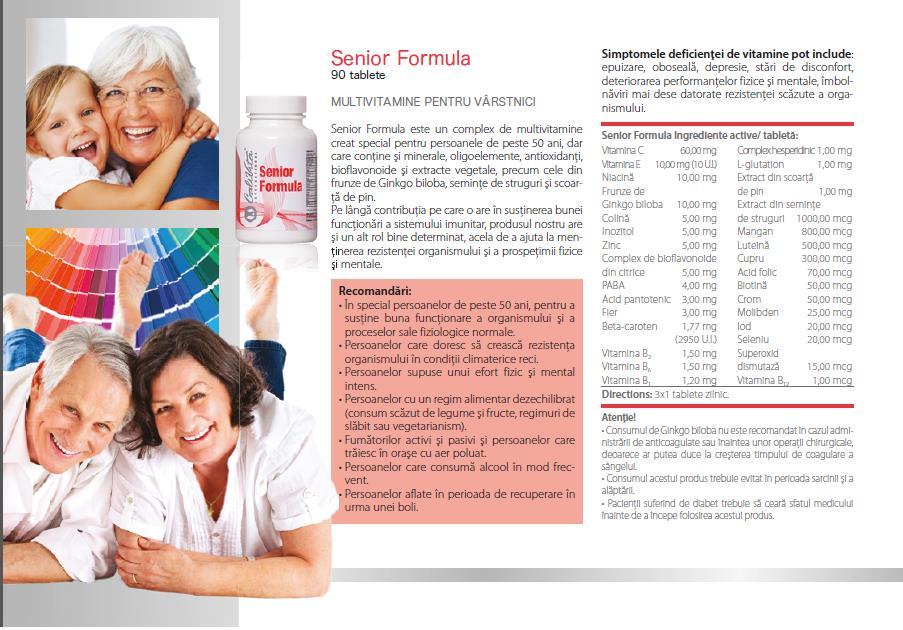 prospect senior formula